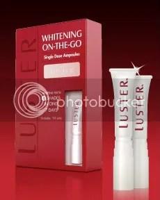 Luster Whitening On-The-Go