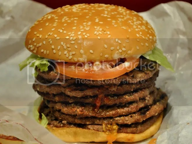 Seven Patties