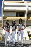 Mexican Soccer Cheerleaders / Porristas