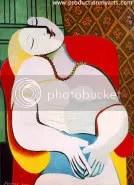 """""""Rêve"""" de Pablo Picasso"""