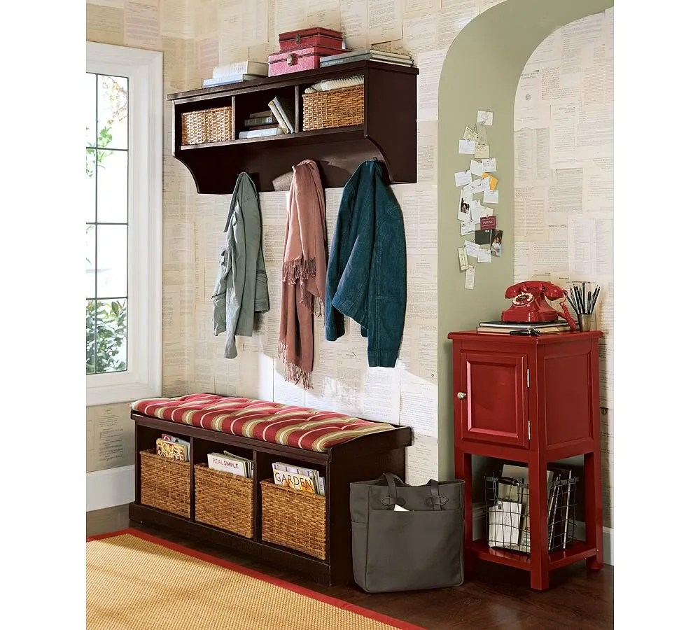 Entry Coat Closet Furniture