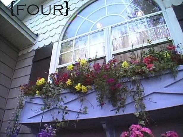 Ten DIY Window Box Planter Ideas With Free Building Plans Tuesday Ten Bystephanielynn