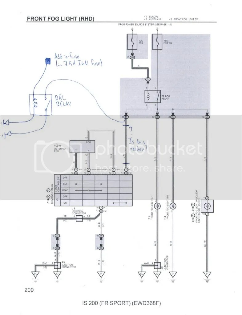 Wiring Diagram For Daytime Running Lights Free Download Wiring ...