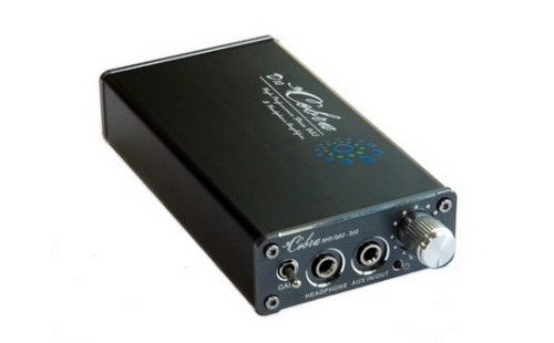 D10 DAC and headphone amp