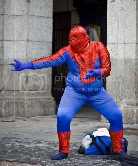No wonder Spider-man isnt Number One anymore..