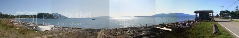 lummi island bike ride