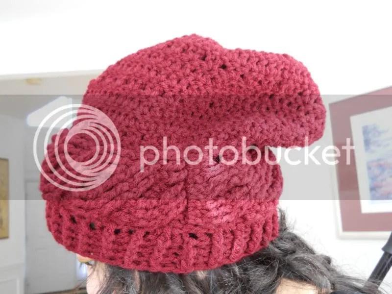 julia slouchy hat