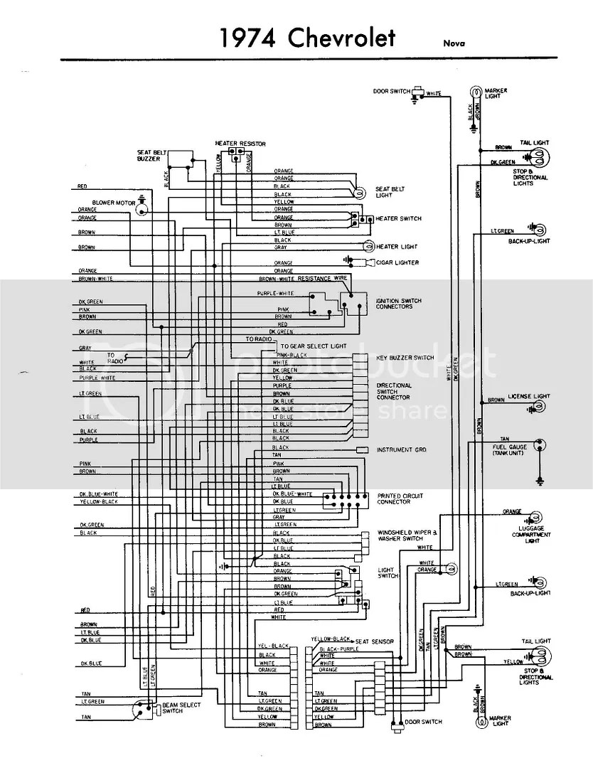Chevrolet Ignition Wiring Diagram