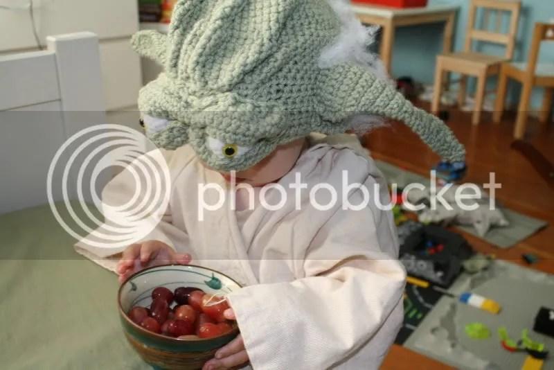 Free Star Wars Crochet Patterns yoda hat