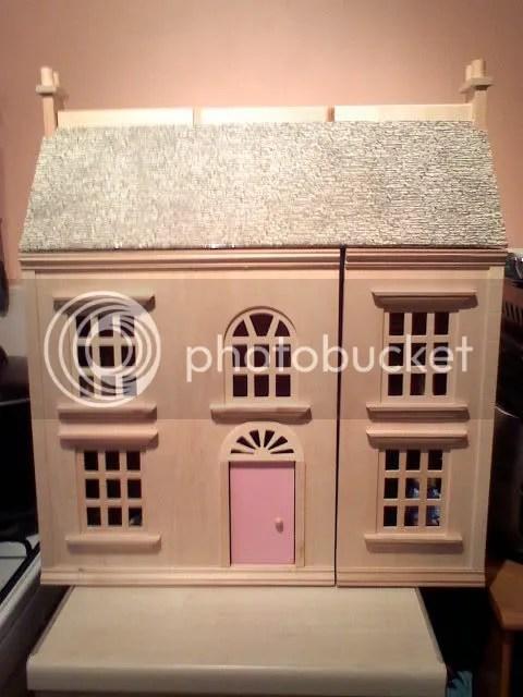 Dolls House - Outside