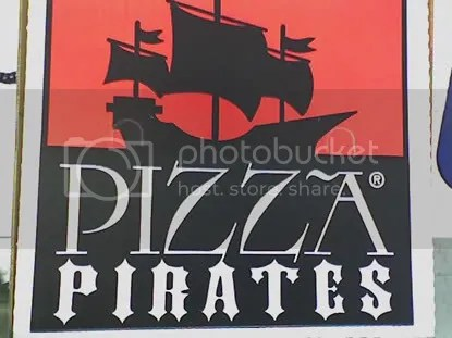 Pirate Pizza