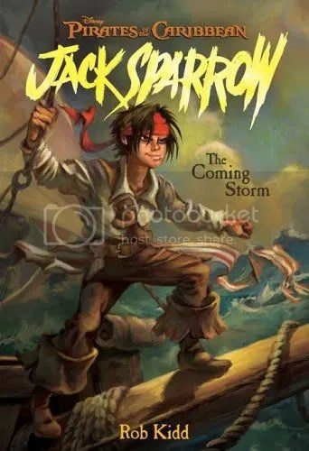 Jack Sparrow #1: The Coming Storm