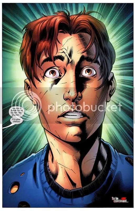 Ultimate, Peter Parker