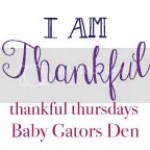 Grab button for Thankful Thursday