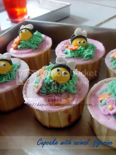 cupcake pocoyo, farewell cupcake, cupcake jakarta, dupcake depok, pesan cupcake jakarta, pesan cupcake depok, DKM Cakes, pesan kue online, toko kue online, cupcake animal, cupcake hewan