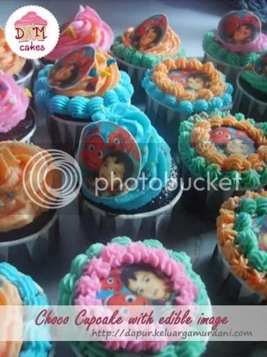 cupcake pocoyo, farewell cupcake, cupcake jakarta, dupcake depok, pesan cupcake jakarta, pesan cupcake depok, DKM Cakes, pesan kue online, toko kue online, cupcake animal, cupcake hewan, cupcake edible