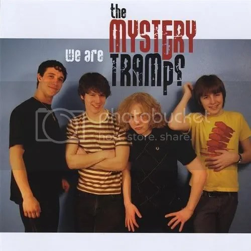 We Are The Mystery Tramps cover art