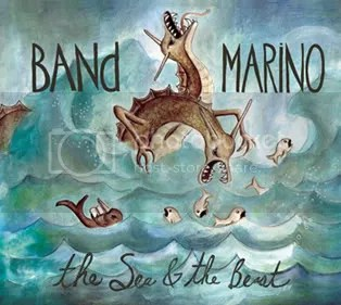 The Sea & The Beast cover art