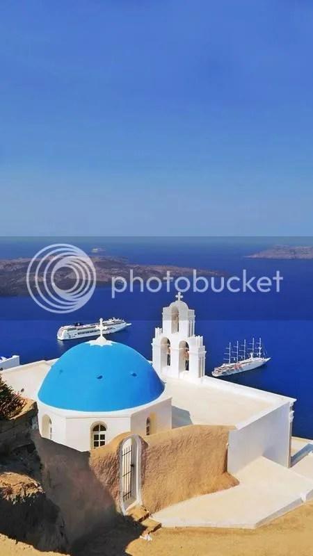 Agios Theodori, Firostefani, Santorini, Greece