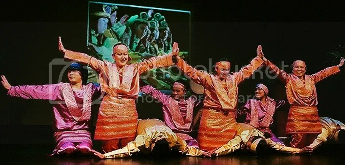 Saman Dance, Aceh, Indonesia