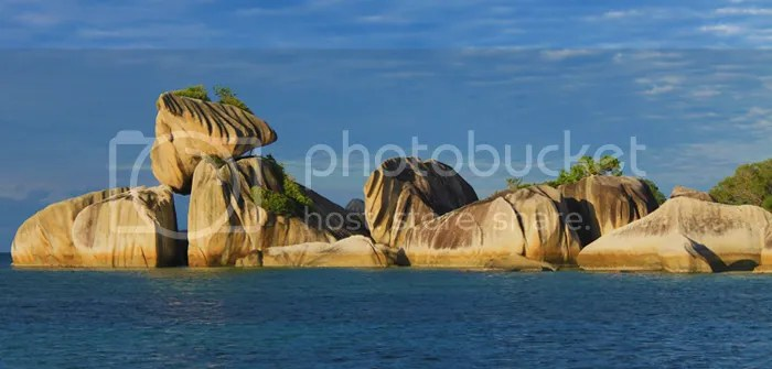 Bird Island, Bangka-Belitung Islands, Indonesia