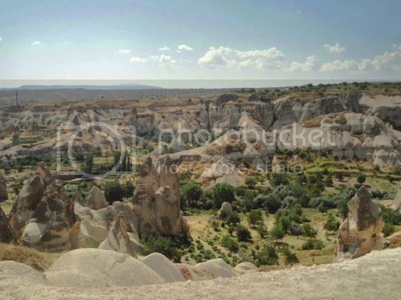 Pigeon Valley, Goreme, Cappadocia, Turkey