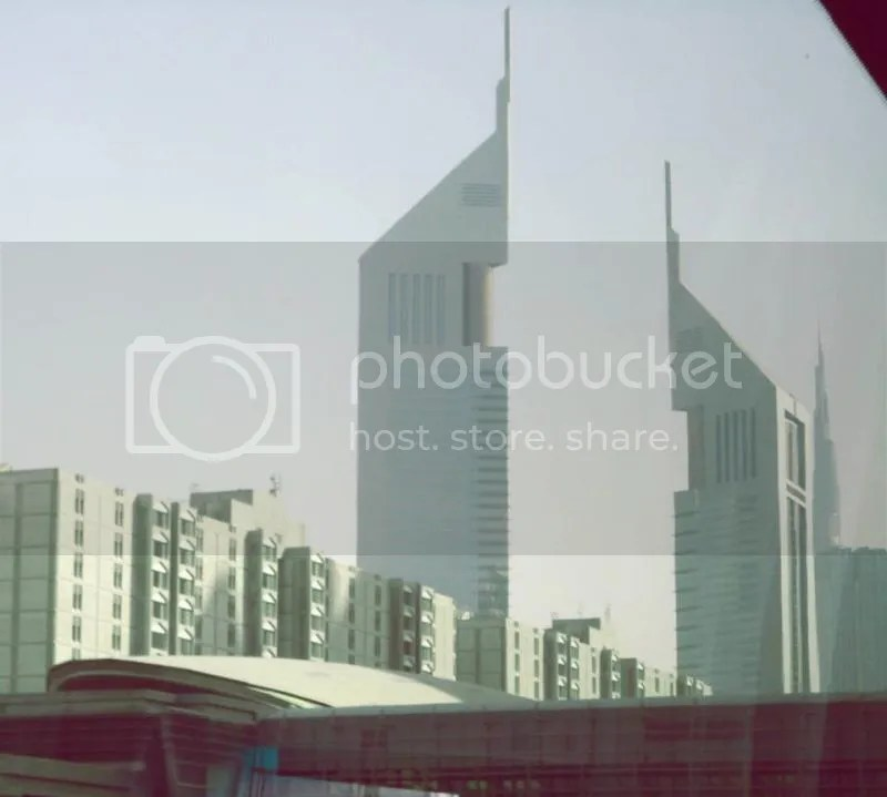 Emirates Towers, Dubai, United Arab Emirates