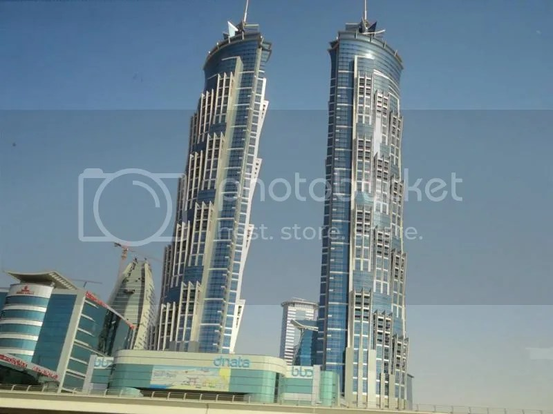 JW Marriott Marquis Dubai, Dubai, United Arab Emirates