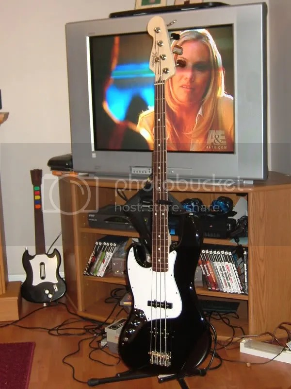 A bass with no name...for now