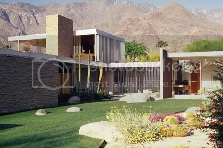 Casa Kaufmann, Richard neutra