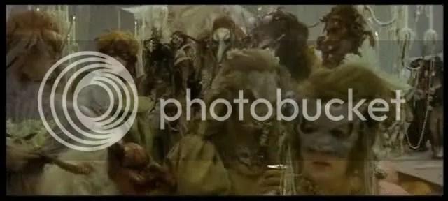 maschere labirynth