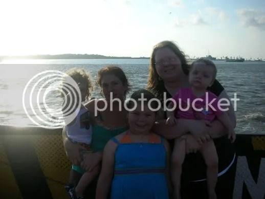 Danielle, Me & the kiddos
