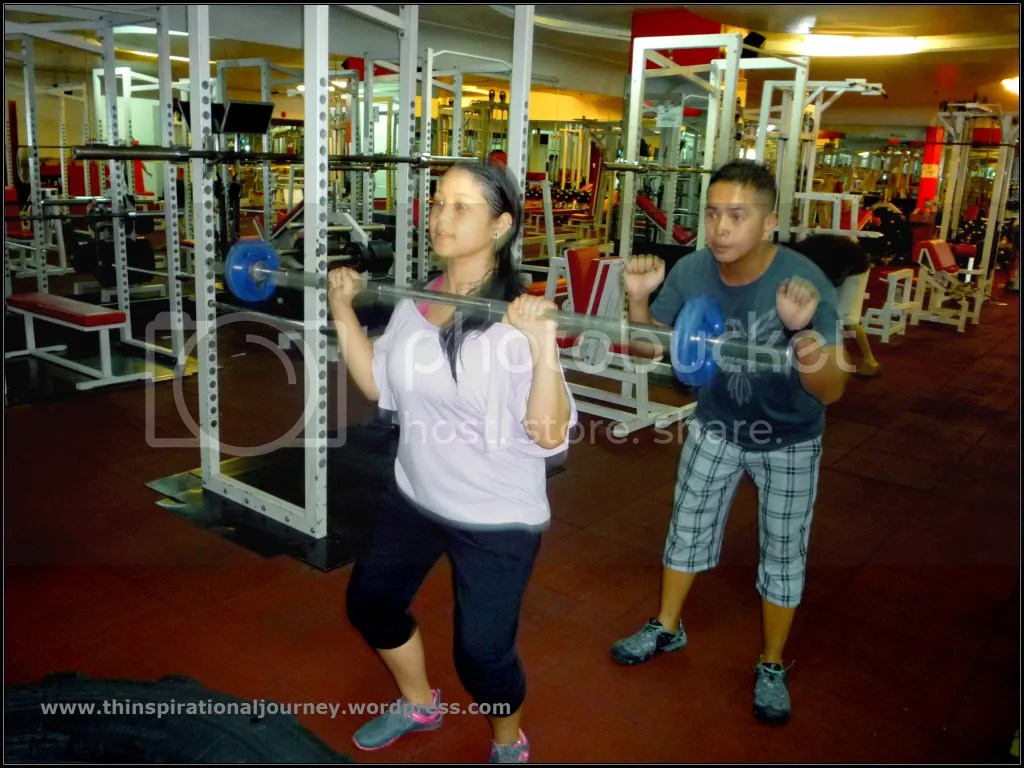 Lara Novales Eclipse 24/7 Fitness Center