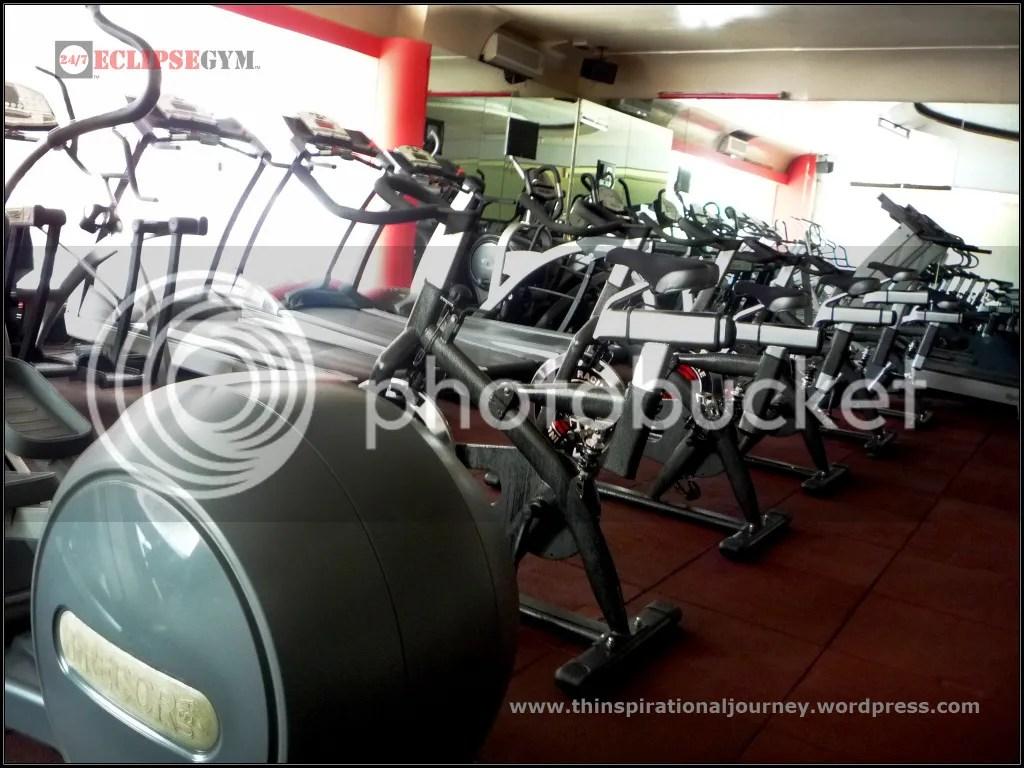 Eclipse 24/7 Fitness Center Cardio floor