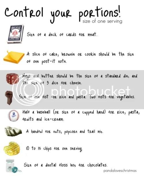 Portion guide pt 4
