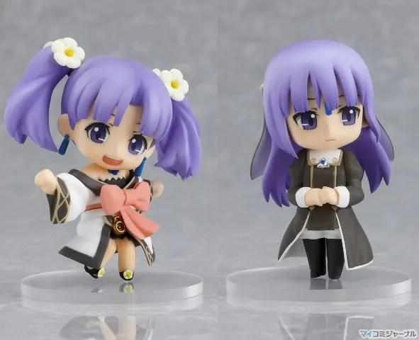 Nendoroid Petit Nessa and Furyune (Phryne)
