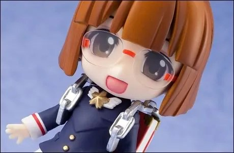 Nendoroid Jiei-tan (Air Force version)