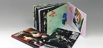 Consolation Prize: Custom photo booklet