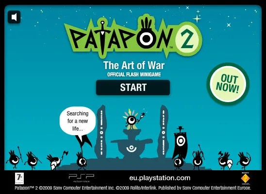 Patapon 2: The Art of War