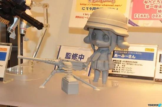 Nendoroid Army-san (unpainted)