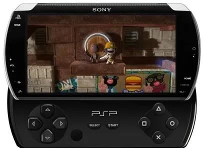 Bukan Sebenarnya: Desain Tidak Resmi PSP Go! oleh 1up.com