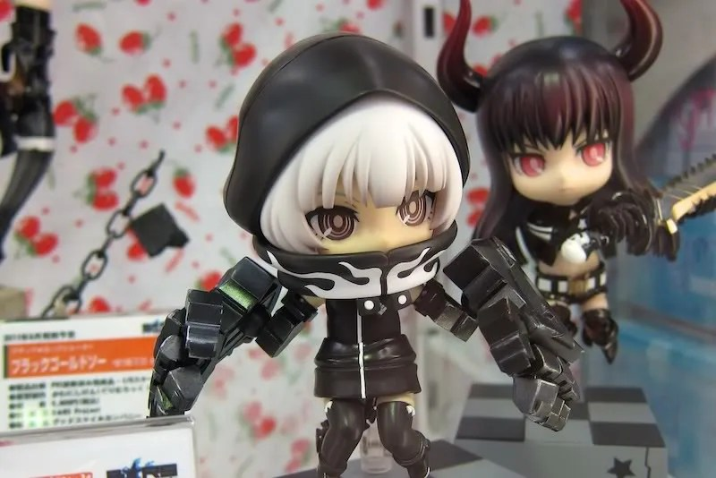 Another shot at Nendoroid Strength