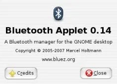 Bluetooth Applet