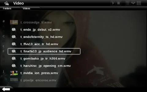 Elisa saat memutar video