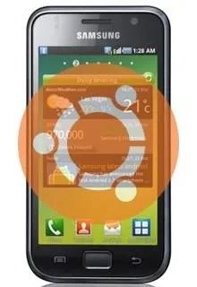 Ubuntu pada Samsung Galaxy S?