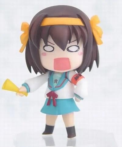 Nendoroid Petit Haruhi-chan