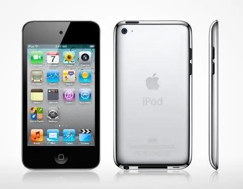 iPod Touch generasi IV (4G)