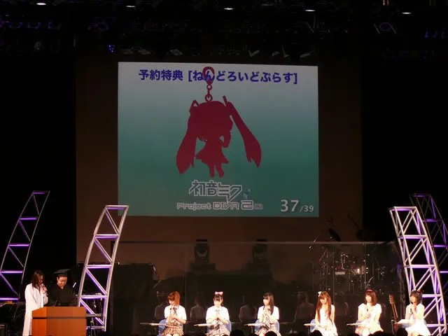 Siluet Nendoroid Plus Hatsune Miku