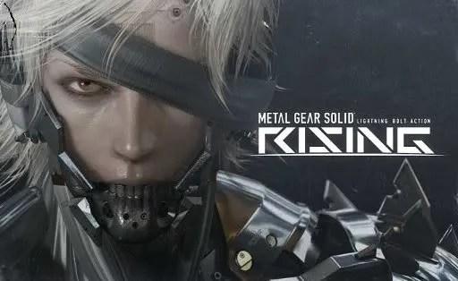 Raiden, tokoh utama Metal Gear Solid: Rising