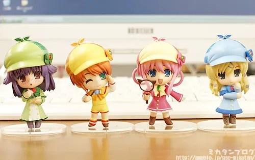 Nendoroid Petit Tantei Opera Milky Holmes